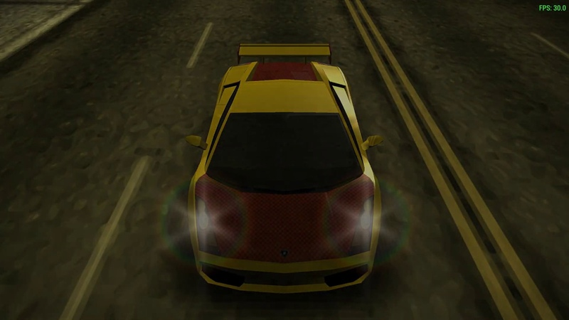 Need For Speed: Most Wanted 5-1-0 - West Village (1:27.57) (WR)