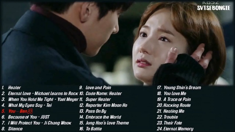 Healer OST Full Album