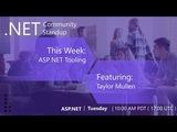 ASP.NET Community Standup - April 30th 2019 - ASP.NET Core Tooling with Taylor Mullen
