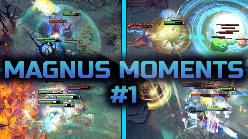 Dota 2 Magnus Moments Ep. 01