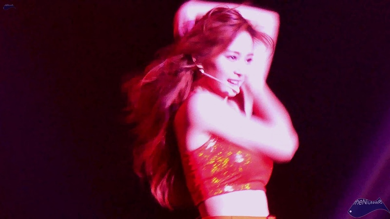 [FANCAM] 190723 Dance For You Tzuyu Focus 2019 TWICELIGHTS Chicago [4K] by theNiuMee