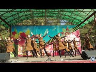 Концертная программа 9 мая. Танцы