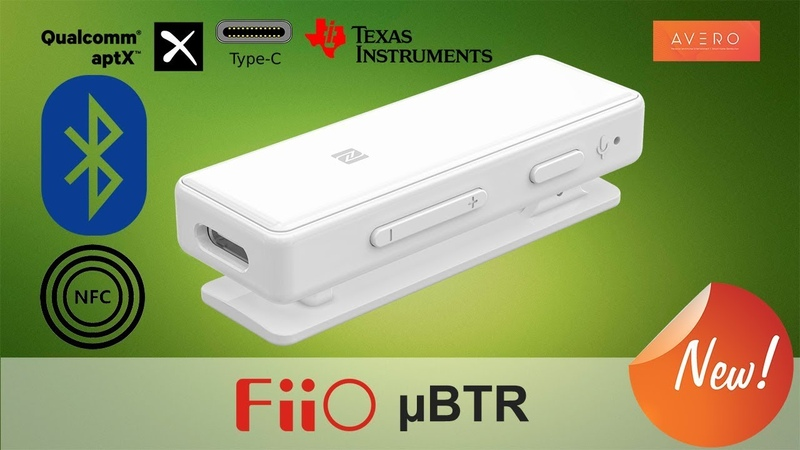 Обзор FiiO µBTR ✓ Bluetooth усилитель, ЦАП и гарнитура