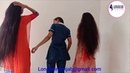 LHPB Rapunzels Mannu Veronica And Sunny Flaunting Hair Play Male With Healthy Hair