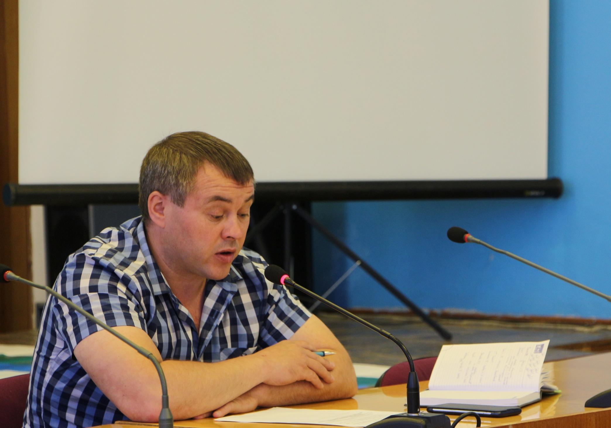 Под председательством заместителя руководителя администрации Александра Боброва состоялось заседание штаба по подготовке к отопительному сезону