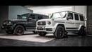 BLACK WHITE Mercedes-Benz G 63 AMG Edition 1 Walkaround by AURUM International