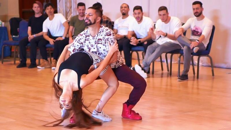 Bacon Nick Jonas ft Ty Dolla $ign Dance Renato Ramalho Stephany Brazilian Zouk DC Zouk