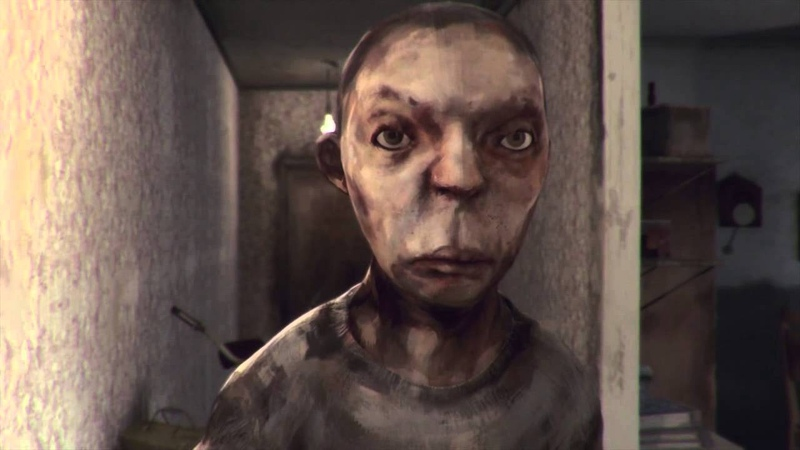 In The Tall Grass HD Short Horror Animation Film