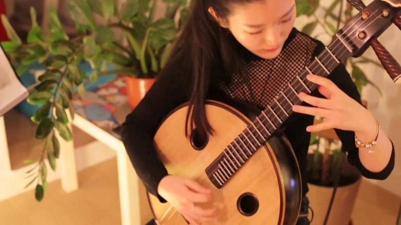 Improviste Session 01 - Emilie dLF invite Mingyang Liu