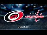 NHL 2018-19 SC EC Round 1 Game 2 Carolina Hurricanes - Washington Capitals Eurosport