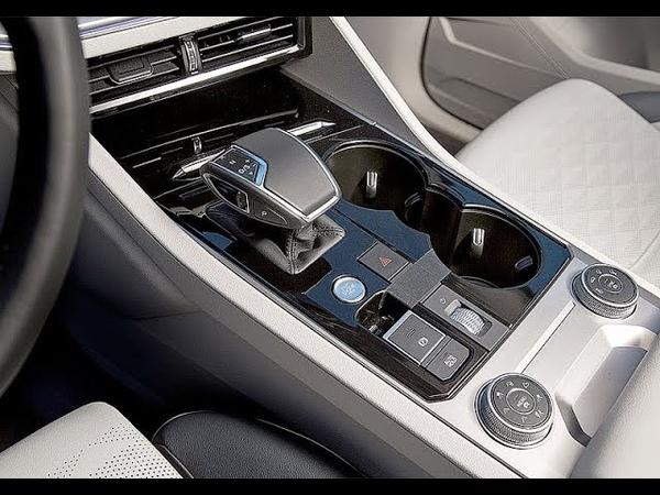 Защита интерьера салона Volkswagen Touareg