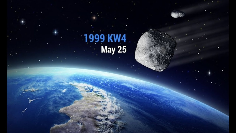 It happened right as the MASSIVE Binary Asteroid went passed the Earth! - 8.0Mw Quake