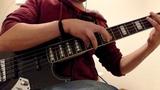 Overjoyed - Victor Wooten solo bass arrangement