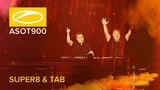 Super8 &amp Tab live at A State Of Trance 900 (Madrid - Spain)
