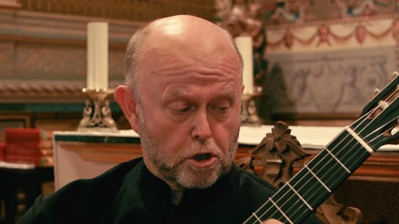 """Pavel Steidl   Suite in C major """"Allemande"""" by Jan Antonín Losy"""