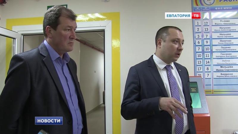 Заместитель министра здравоохранения осмотрел медучреждения города
