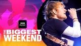 Ed Sheeran - Shape of You (The Biggest Weekend)