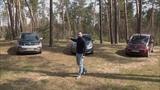 versusbattle Nissan Leaf vs BMW i3 vs Mitsubishi i miev
