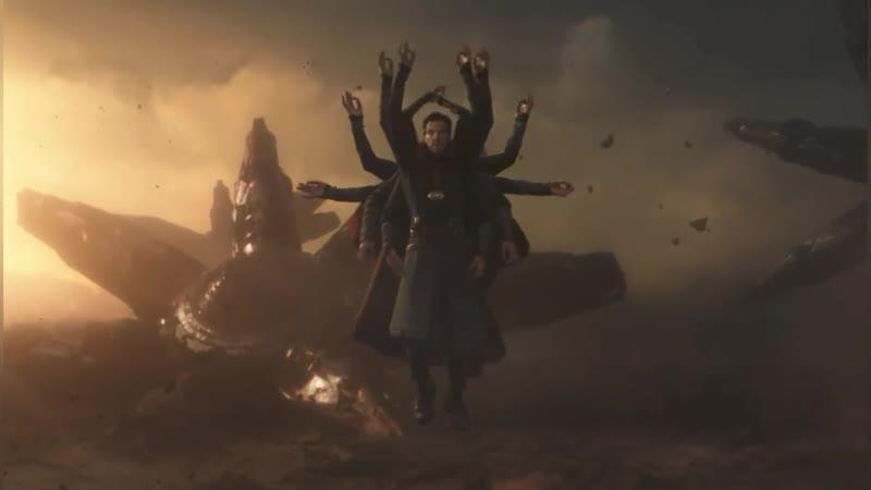 Wanda × Doctor Strange × Thor × Loki
