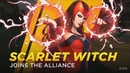 Marvel Ultimate Alliance 3 The Black Order Scarlet Witch Gameplay HD 1080p60FPS