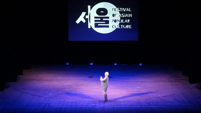 Richie Ковров FAP 2019. Festival of Asian Popular culture