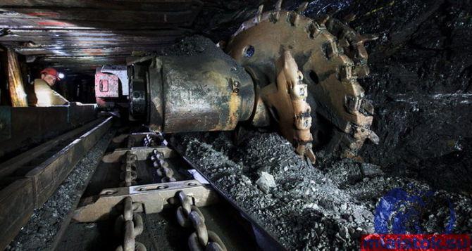 В ЛНР на шахте «Никанор-Новая» создали новую лаву