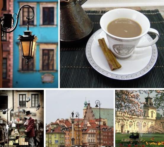 Кофе на молоке (по-варшавски)