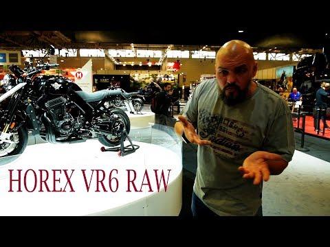 Мотоцикл за 3 5 мульта Это Да Horex VR6 Raw ТУРБУЛЕНТНОСТЬ №11