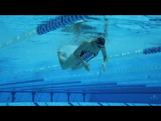 How To Swim Butterfly _ Top Tips with Olympic Swimmer Stephanie Rice