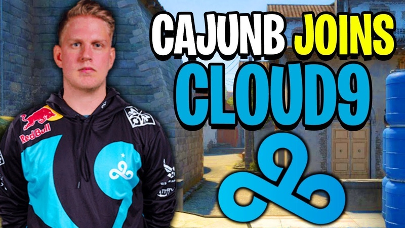 New Cloud9 Player cajunb HIGHLIGHTS CSGO