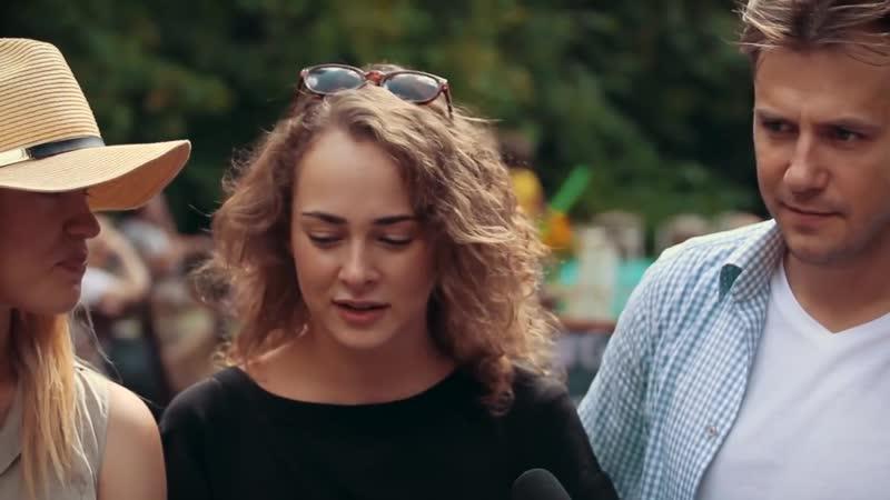 Garage Sale в Sekta-café в Сокольниках - 2016 (Артур Смольянинов, Дарья Мельникова и Аглая Тарасова)