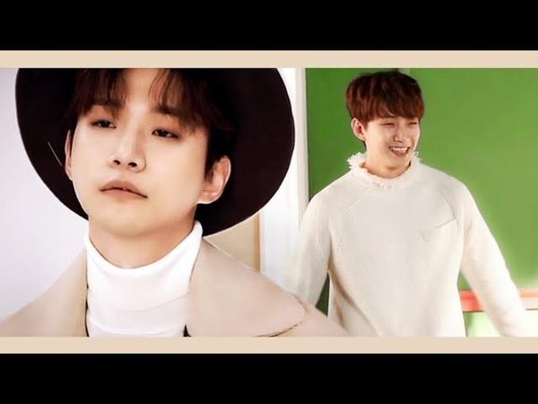 JUNHO (From 2PM) Winter Sleep Jacket Shooting MV Making Movie