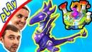 БолтушкА и ПРоХоДиМеЦ Начинают БОЖЕСТВЕННУЮ Акцию! 269 Игра для Детей - Дракономания