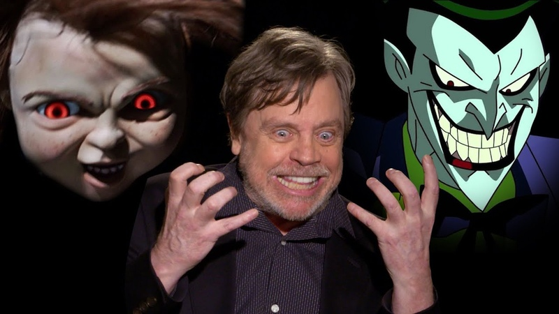Mark Hamill's Most Iconic Voice Roles From the Joker to Chucky