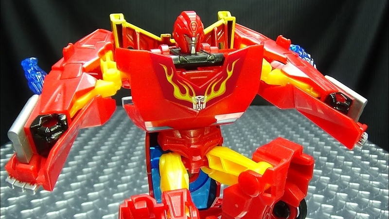 Cyberverse Warrior HOT ROD: EmGo's Transformers Reviews N' Stuff