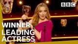 Jodie Comer Wins Leading Actress BAFTA