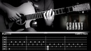 Granny OST разбор для гитары ТАБЫ Navigator Studio