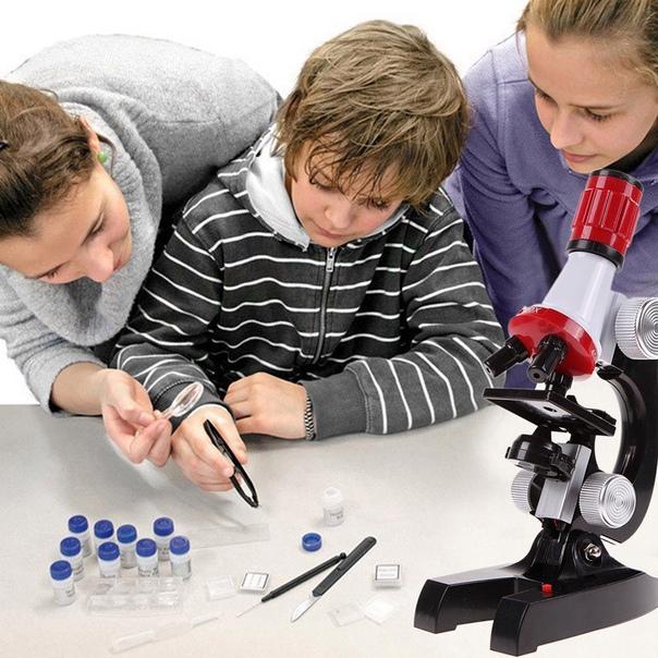 Детский микроскоп. 🔥 © alipab.ru.