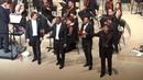 Звездный концерт в Зарядье Холл 26 02 2019 Москва