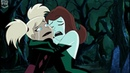 Harleen Quinzel Pamela Isley vs Swamp Thing   Batman and Harley Quinn