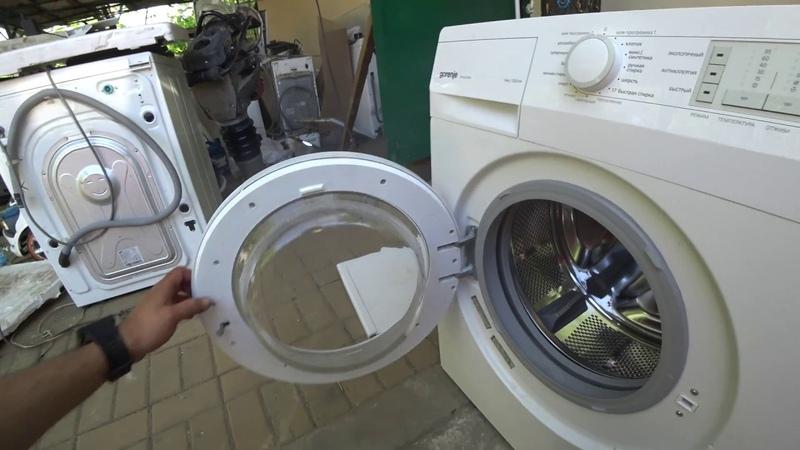 Сломалась ручка люка как открыть стиральную машинку