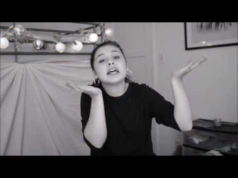 Let It Go ~ James Bay (Brenna D'Amico cover)