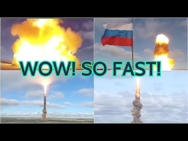 BREAKING Russia Test-Launches New HYPERSONIC Interceptor Missile