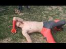 Next Gen Wrestling Crux vs Izzy GrayWolf vs David X