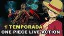 ONE PIECE LIVE ACTION tem Roteiro Revelado Luffy Sera Brasileiro Saiba Tudo que falaram