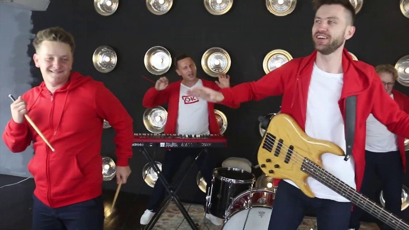 Кавер группа OK BAND 2019 Моя Богиня cover