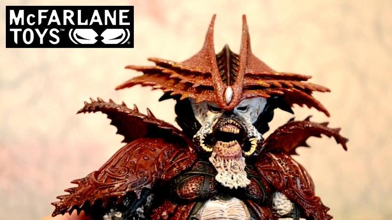 Обзор фигурки Рака Краба от McFarlane Toys Warriors of the ZODIAC
