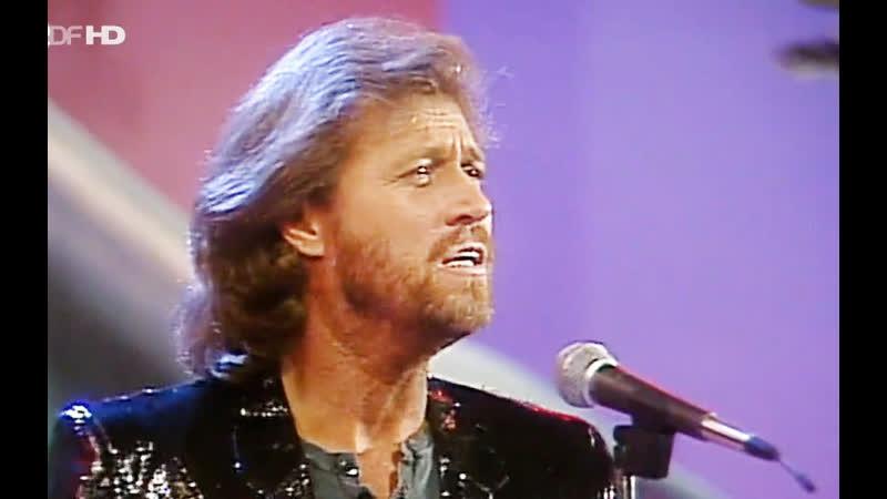 Bee Gees You Win Again Би Джиз Ты побеждаешь вновь 1987