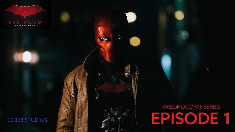 Red Hood Fan Series EPISODE 1 THE RED HOOD