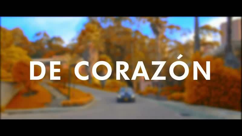 De Corazón - Amaro (Video Oficial)